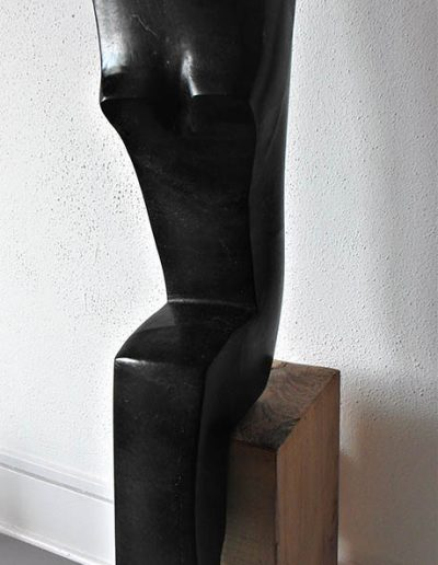 IN Afwachting, 56x14x13